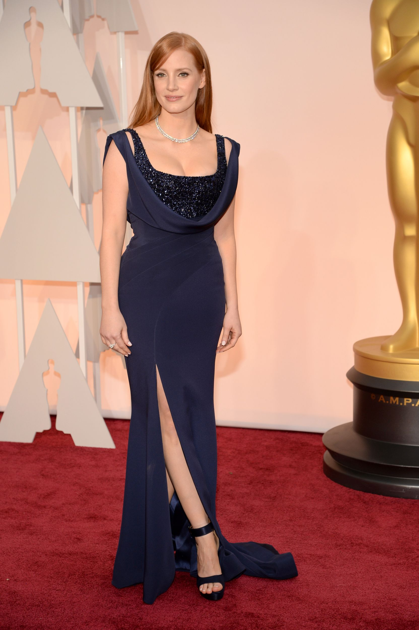 Oscars: 9 of the most memorable Academy Awards outfits