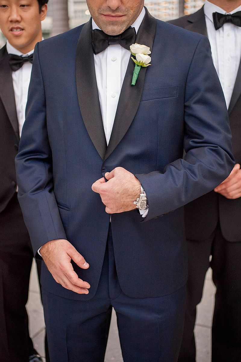 modern chic pink u0026 gold miami wedding black bow tie weddings