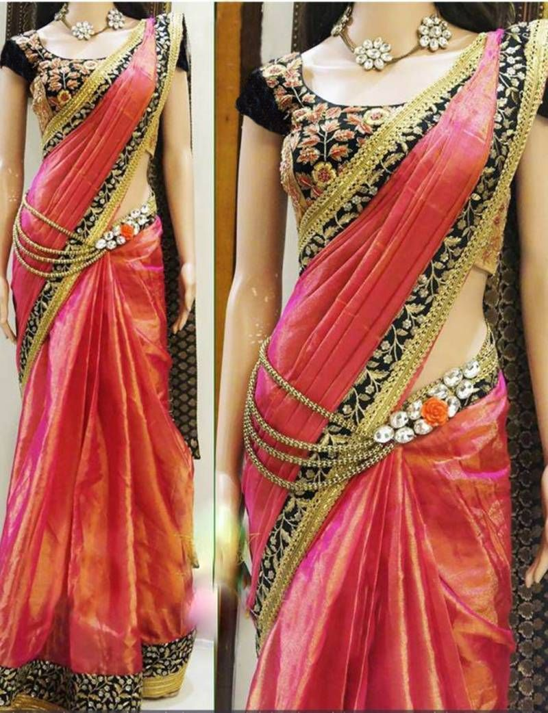 81e48e012dbdc This Designer Saree is an absolute stunner for those with all types of skin  tone n Sari has its own unique look. This Traditional saree is made  attractive ...