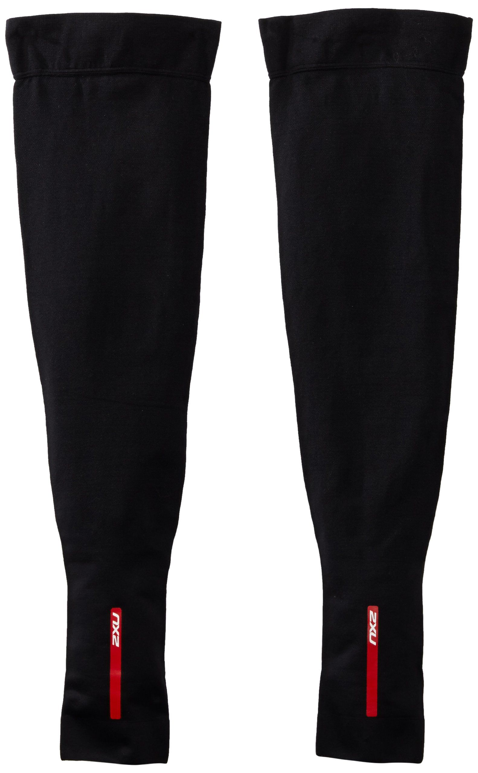 SAVE $$$ 2XUMens Compression Socks for Recovery Black // Black
