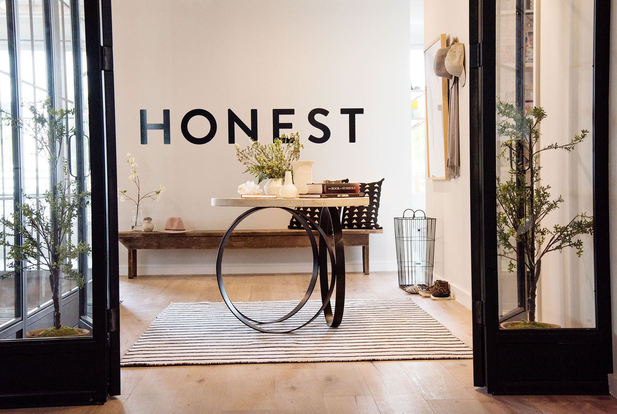 Jessica Alba Designed The New Honest Co Headquarters To Look Just