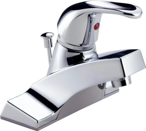 Peerless Single Handle Lavatory At Menards Sale29 Chrome Faucet Chrome Bathroom Faucet