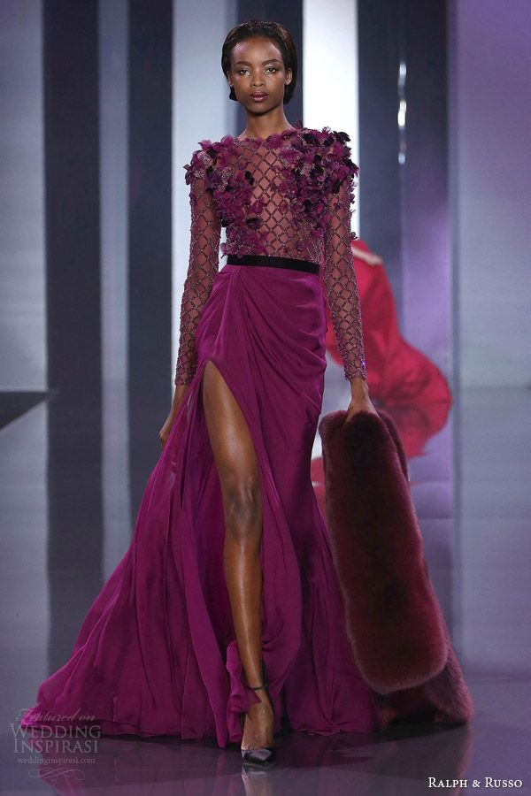 Ralph & Russo Fall/Winter 2014-2015 Haute Couture Collection ...