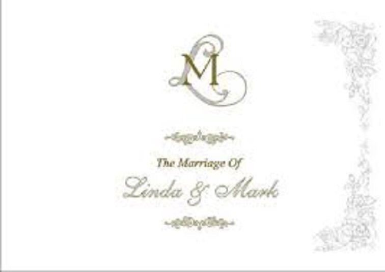 Wedding Invitation Cover Page Party Invitation Card Wedding