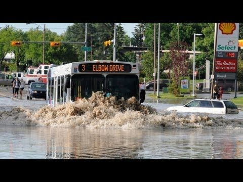 Calgary Flood Song -