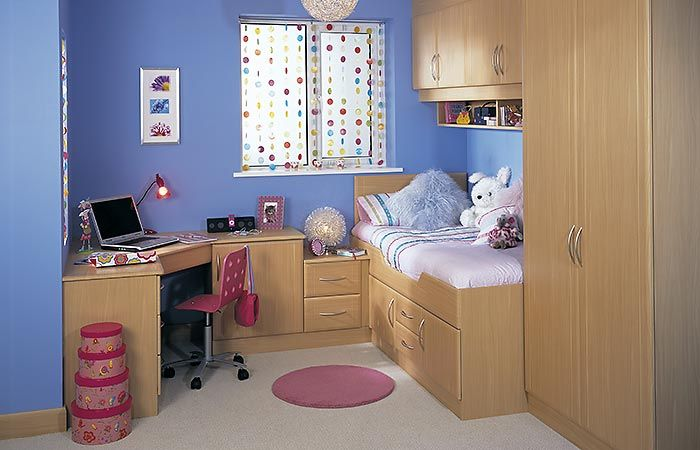 Ideas For Small Bedrooms By Heseltines