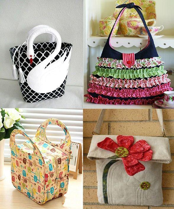VIDA Tote Bag - Flower Fun by VIDA vb20e3H