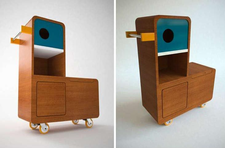 Quackie Duck Storage Adorable Wooden Toy Box Design By E Glue Furniture Pinterest Wooden