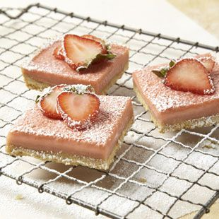Beyond Lemon Squares: How to Make Fruit Squares Using Blueberries, Raspberries and Strawberries