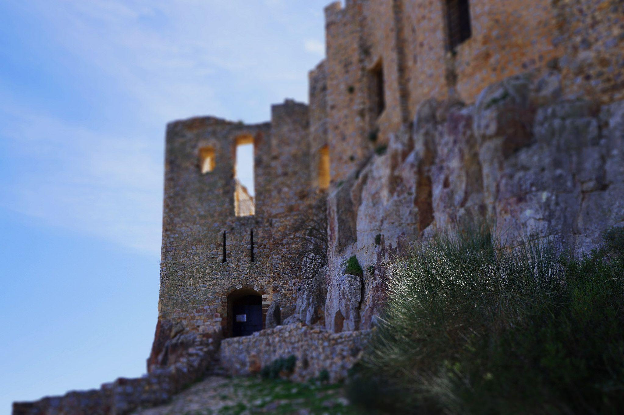 https://flic.kr/p/Fht6ui | Castillo-convento de Calatrava La Nueva | Aldea del Rey. Ciudad Real