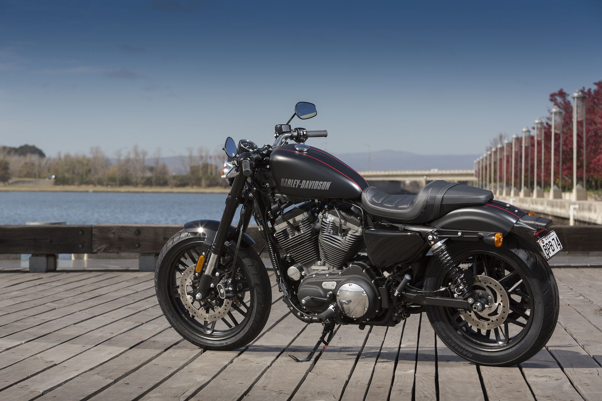 read our review of the 2016 harley davidson sportster roadster xl1200cx http motorbikewriter. Black Bedroom Furniture Sets. Home Design Ideas