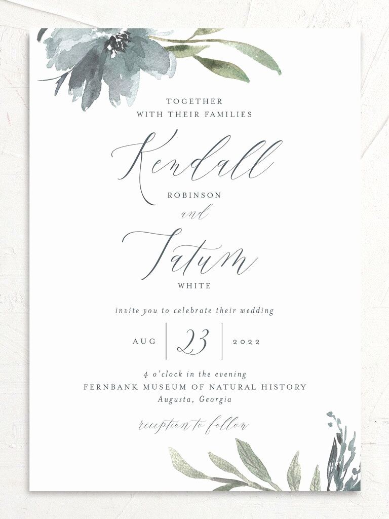Couples Inviting Wedding Invitation Wording Awesome Wedding In 2020 Wedding Invitation Details Card Wedding Invitation Details Card Wording Floral Wedding Invitations