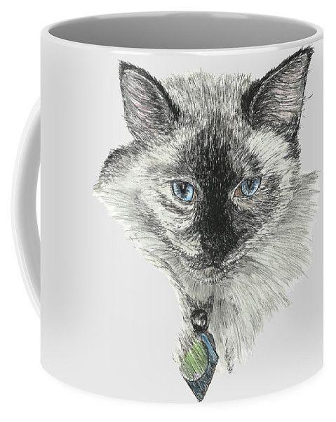 Siamese Cat - Mug