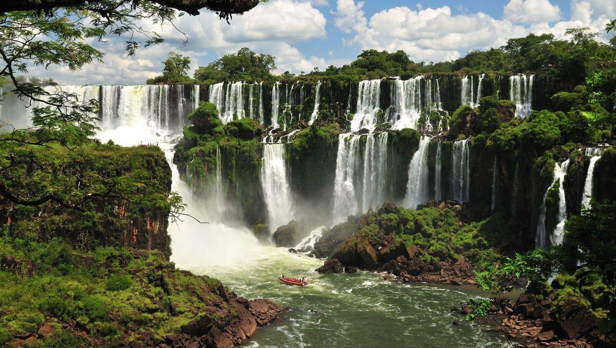 Dazzling Photos Of Iguazu Falls Lugares Del Mundo Cataratas Del Iguazu Argentina Lugares Increibles