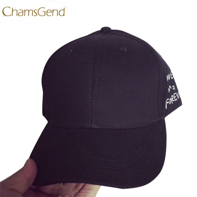 Chamsgend Baseball Caps Newly Design Love Forever Fashion Boy Girls ... 0c1fd70ac074