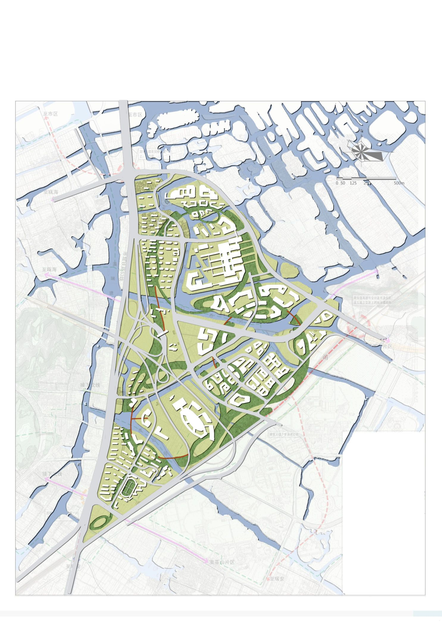 Andscape Masterplan Mixed Use Development Modern Landscape Urban Design Landscape Corridor And Entryw Urban Design Concept Urban Design Plan Urban Planning