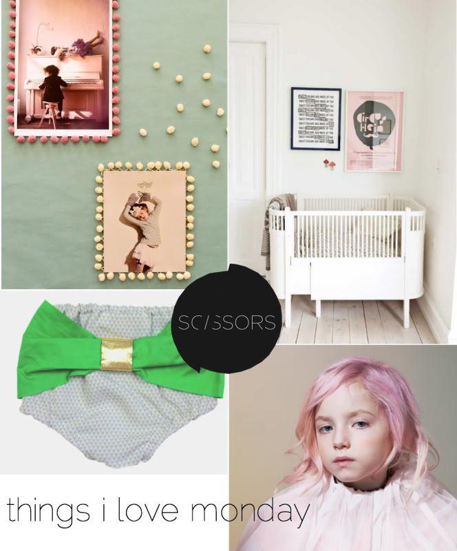 marco de pompones | [photo] on the wall / paredes | Pinterest | Walls