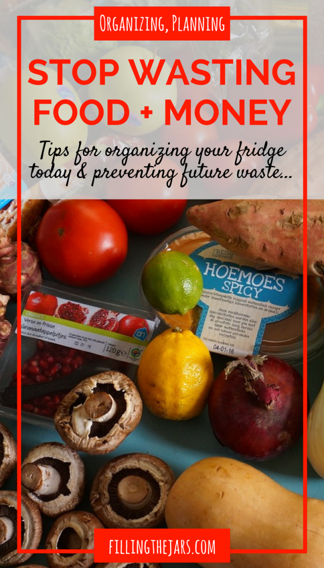 Organize Your Refrigerator Today Stop Wasting Food AND
