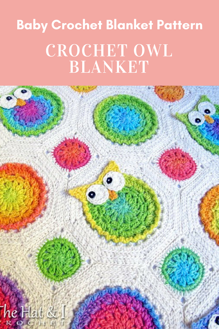 Owl Obsession Crochet Blanket Pattern Topsimages