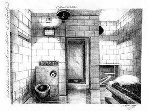 Thomas Silverstein Prison Art Prison Art Prison Drawings Thomas Silverstein