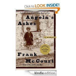 a taste of depression in frank mccourts memoir ashes Angela's ashes a memoir of a childhood by frank mccourt this book is dedicated to my brothers, malachy, michael, alphonsus i learn from you, i admire you and i love you.