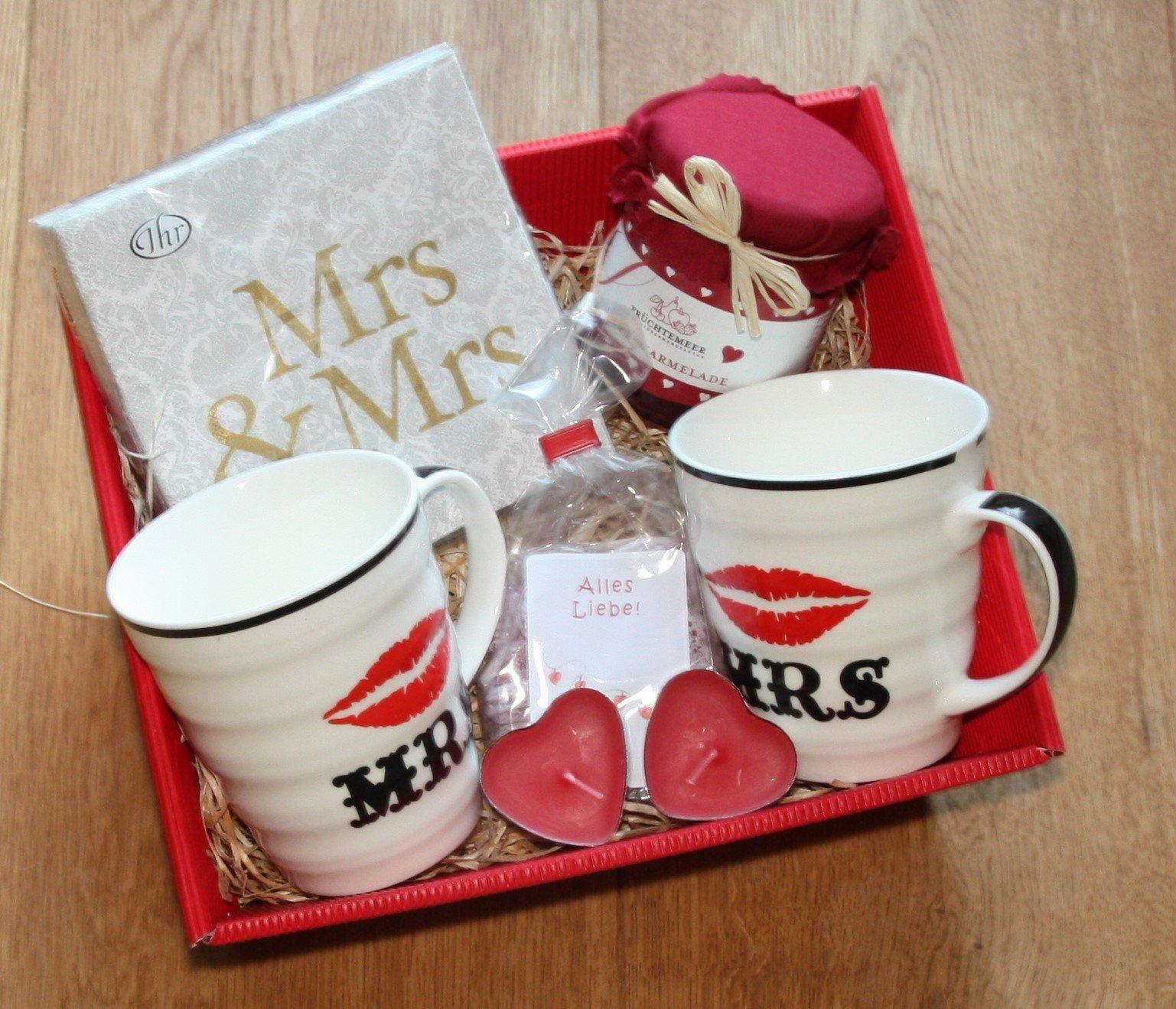 Women Lesbian Wedding Gift Geschenke Hochzeit Liebe Gifts
