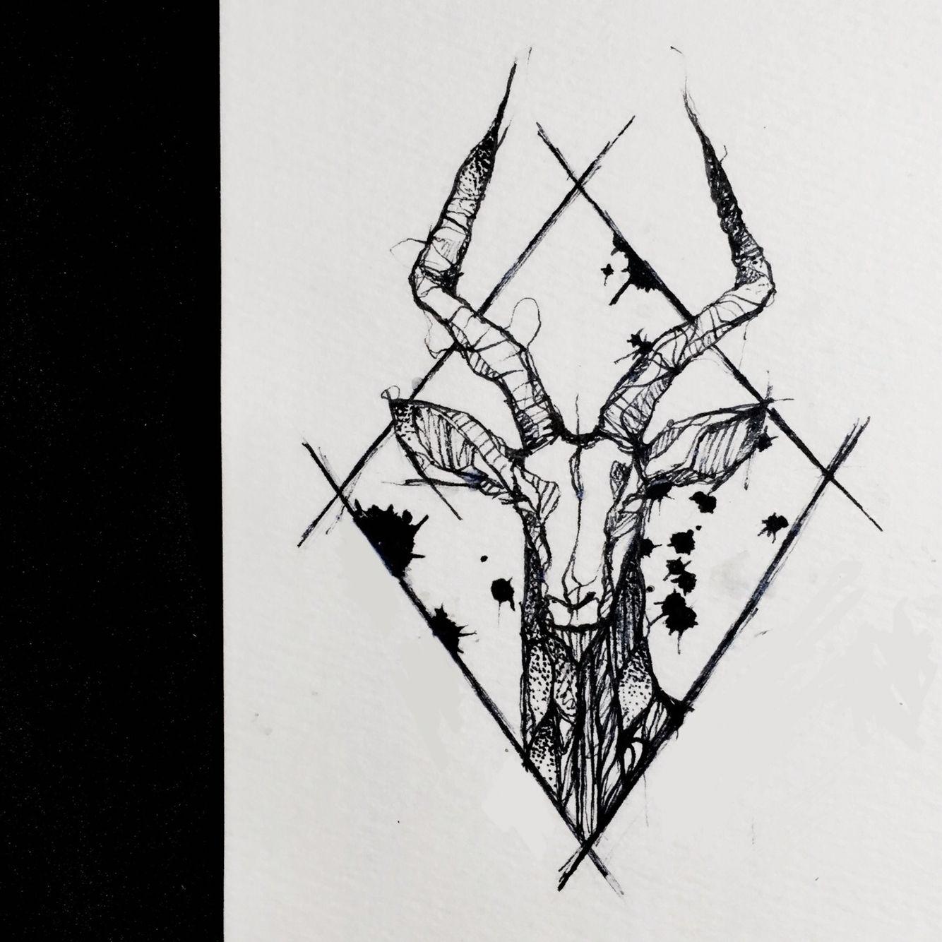 #gazelle Tattoo Work Question: Kakaotalk ID-Dhkp