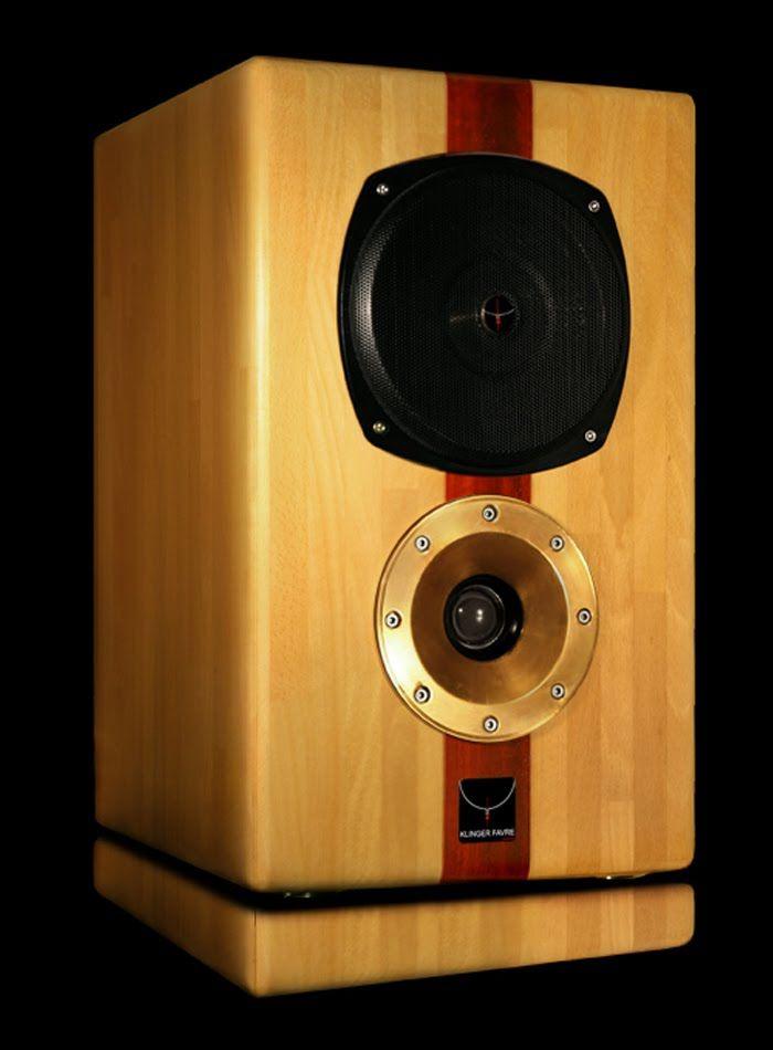 Klinger Favre D46 | DIY Speakers in 2019 | Audiophile speakers
