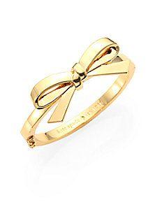 Kate Spade New York - Finishing Touch Bangle Bracelet