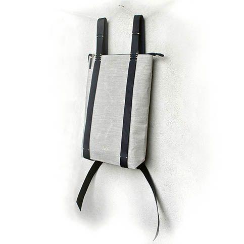 """Zipper daypack 201 DIMENSION: 33cm/ 13"""" (W) x 40 cm/ 15.7"""" (H) x 7cm/ 2.75"""" (D)"""