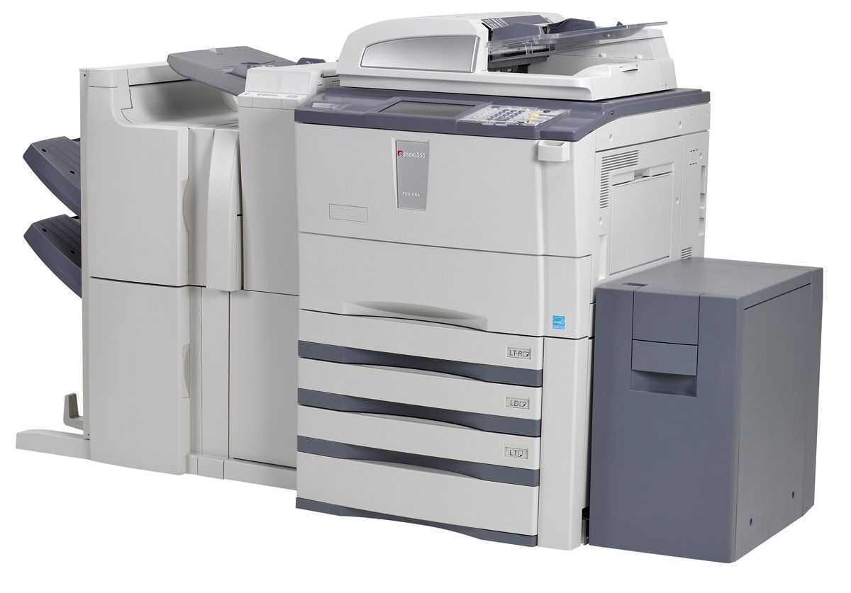 Toshiba Copiers Locker Storage Office Cube