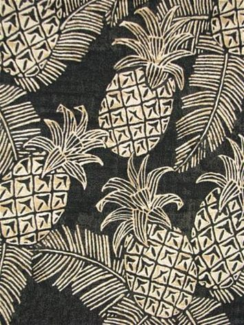 Tommy Bahama Carate Batik Noche   Decorator Fabric Rooms
