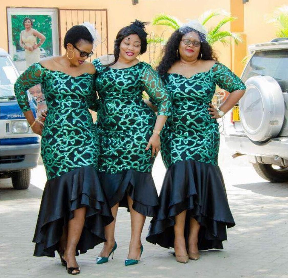 Joli   African Dress Code