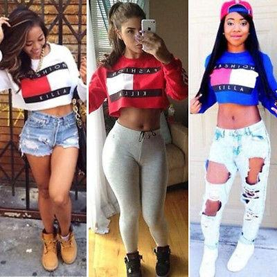 11 Best Tommy hilfiger crop top images in 2019   Fashion