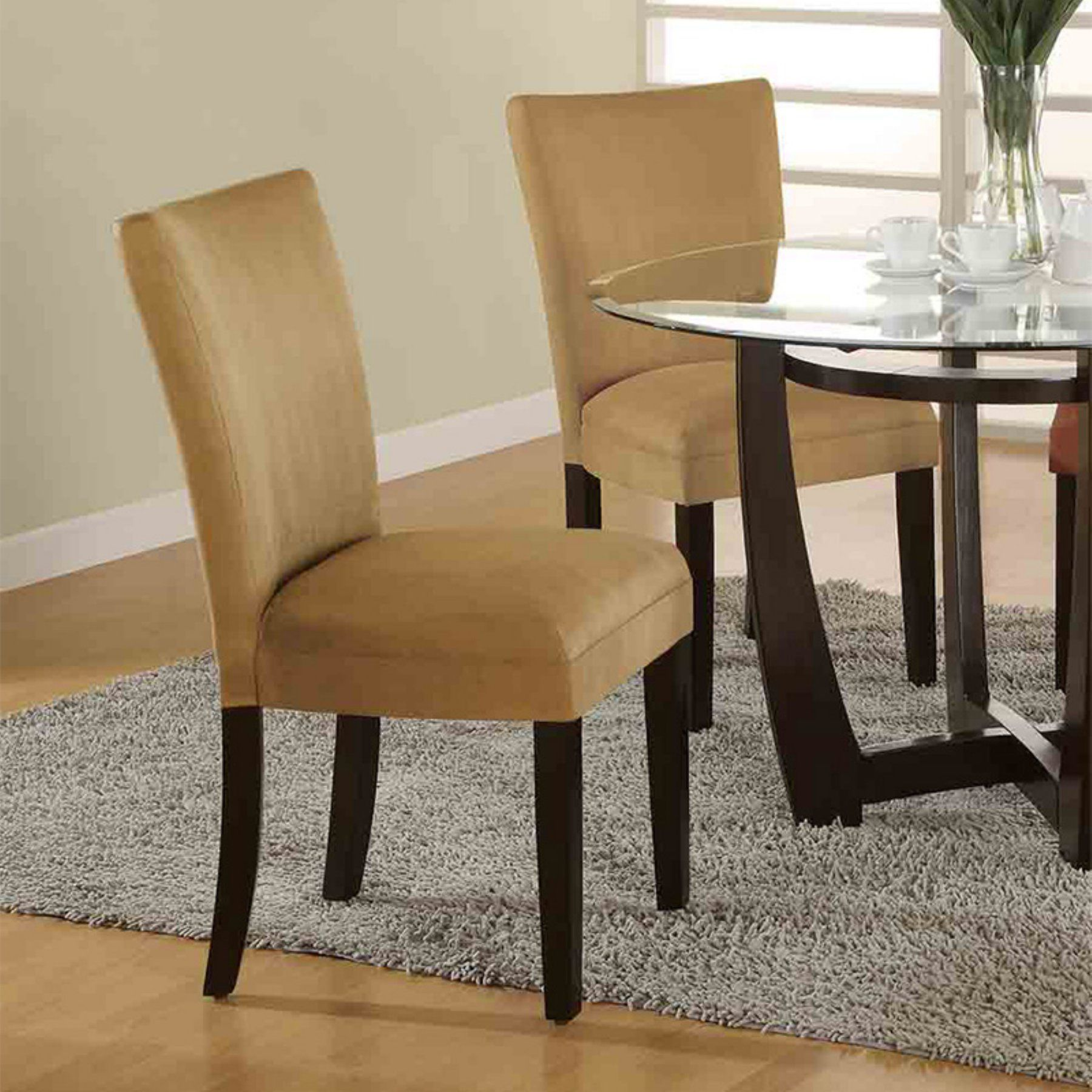 Coaster Furniture Bloomfield Parson Chair - Set of 2 ...