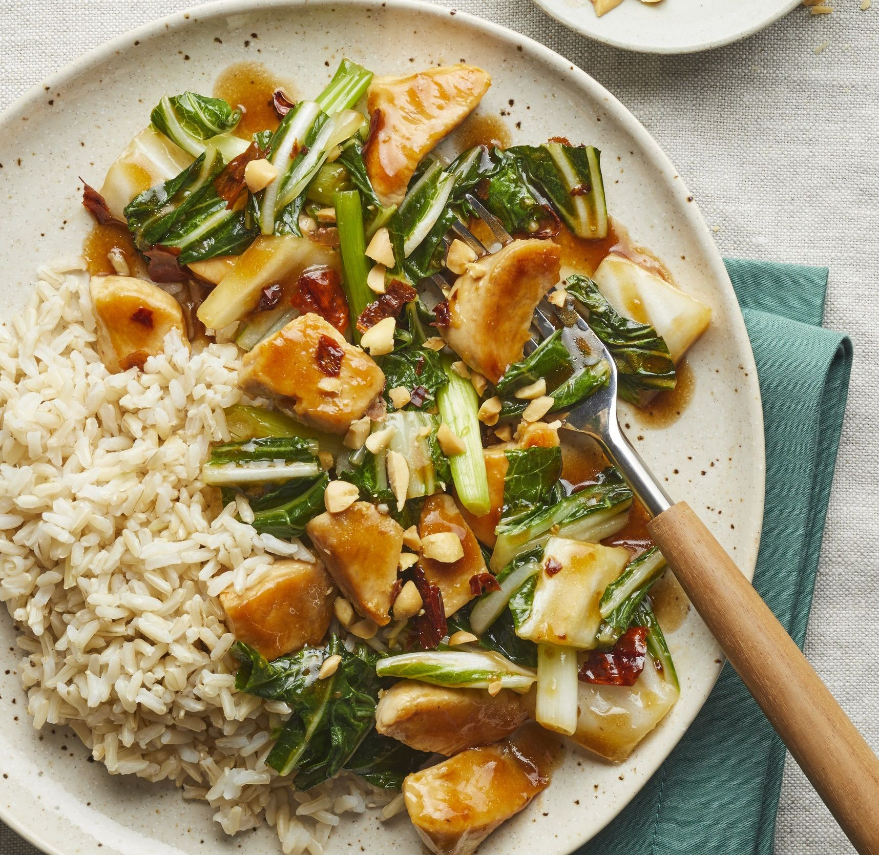 Healthier kung pao chicken recipe healthy kung pao