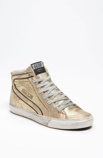b5eb81777ce Golden Goose  Mid Top Slide  Sneaker available at  Nordstrom Golden Sneakers