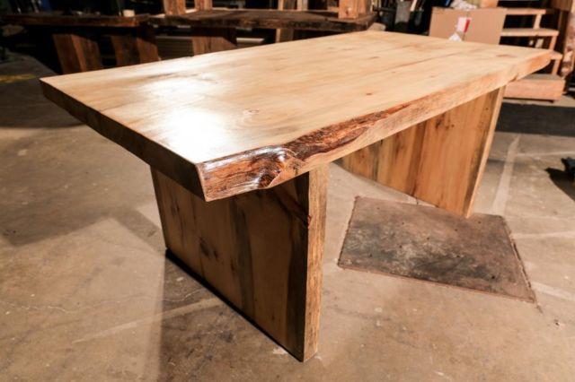 Table bois de grange dva conceptdesign 30 modèles disponibles mobilier de salle à manger et cuisine ville de montréal kijiji