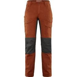 Photo of Fjällräven W Vidda Pro Ventilated Trousers Regular | 34,36,38,40,42,44,46,48 | Colorblock / Grau / O