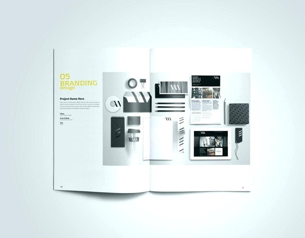 portfolio template pdf free download -