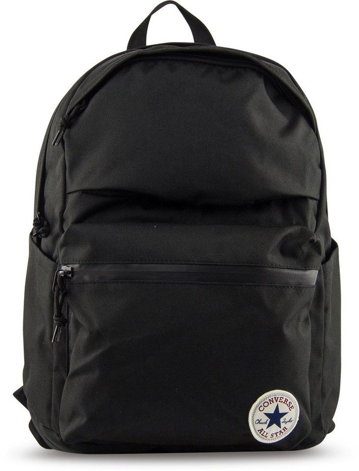 7f97d147d Converse Chuck Poly 1.0 Black Backpack in 2019 | BACKPACK | Black backpack, Converse  backpack, Converse bag