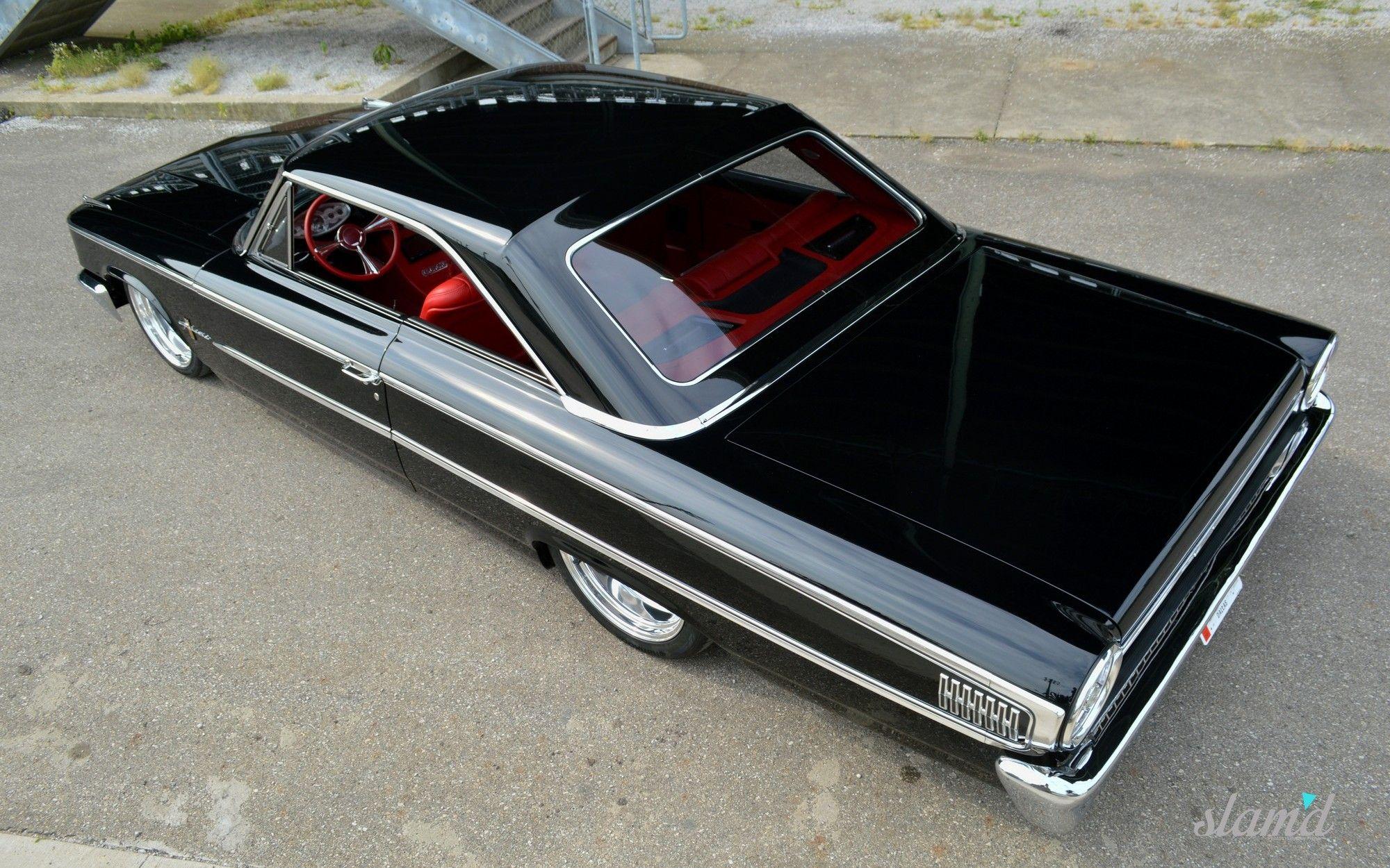 Black Beauty Mark Stuchel S 1963 1 2 Ford Galaxie Ford Galaxie