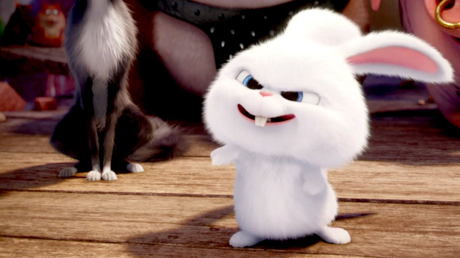Video Everything Wrong With The Secret Life Of Pets Animais De