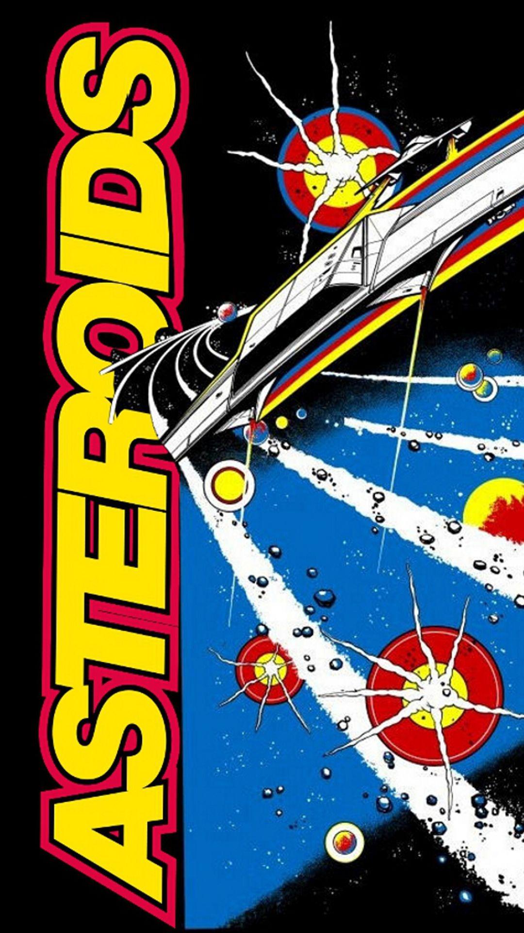 Arcade Retro Games Poster Retro Arcade Classic Video Games