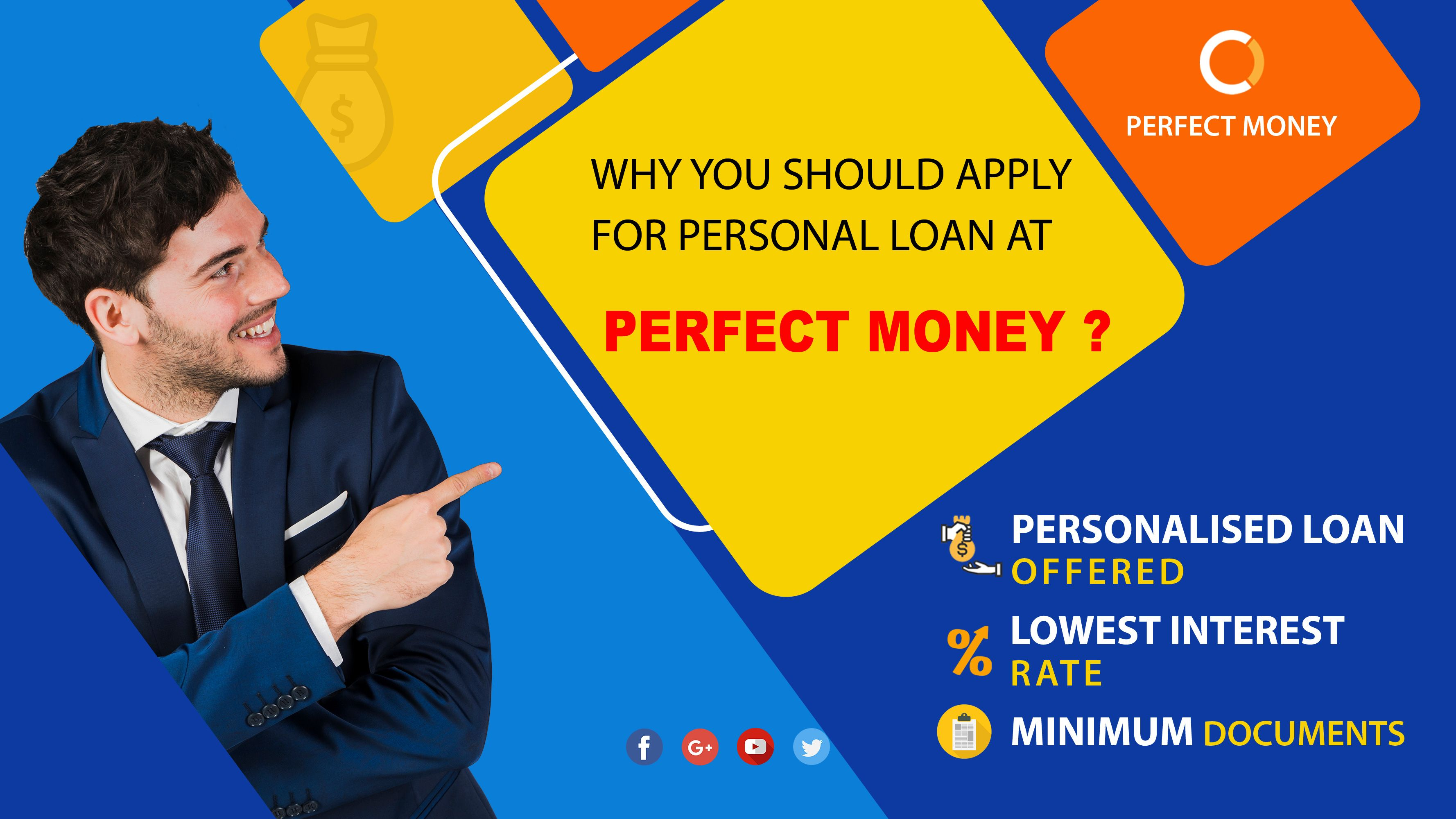 Personal Loan Personal Loans Perfect Money How To Apply