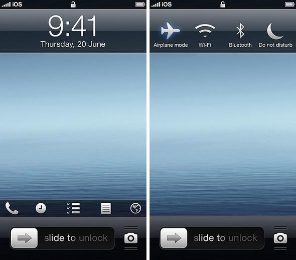 Stunning iOS 7 Concept Video Shows Off Dream List of New Features