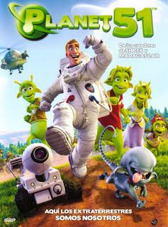 PLANET 51 MOVIE Free Download | Latest Hollywood Movies | Movies