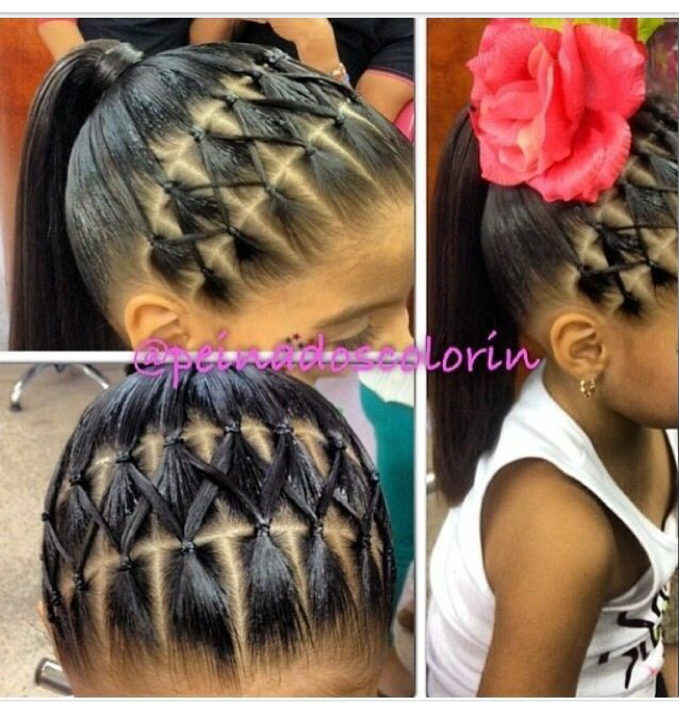 Perfect Hair Styles For Little Girls This Season Hair Styles Little Girl Hairstyles Kids Hairstyles
