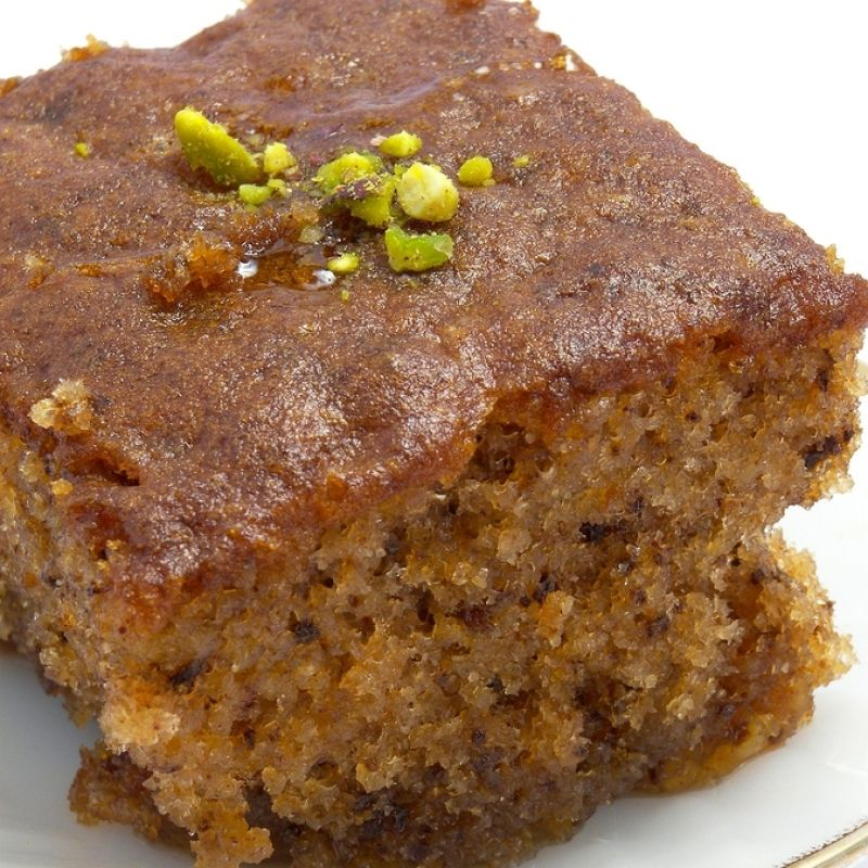 This Tasty Walnut Honey Cake Recipe Is Perfect With A Cup
