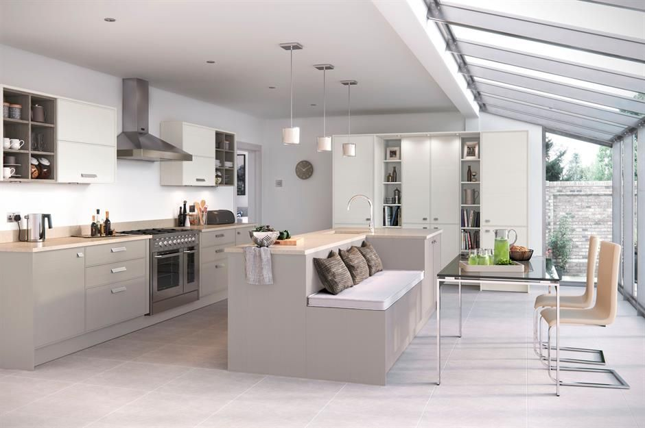 Beautiful ideas for kitchen extensions